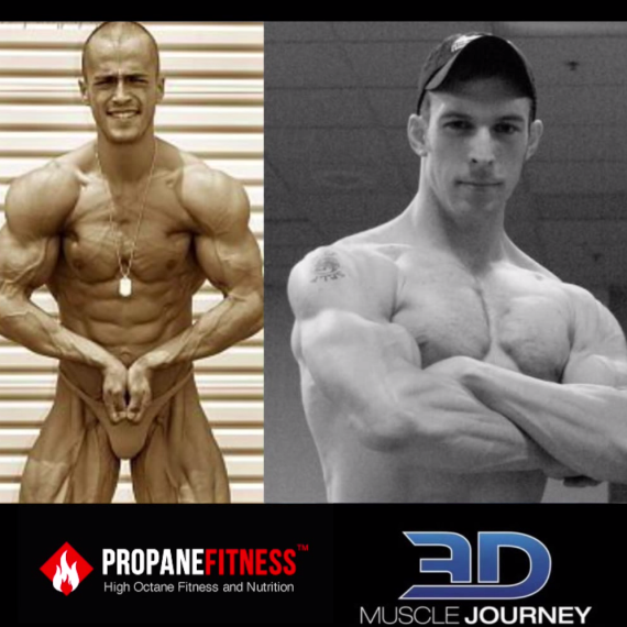 Propane Fitness Eric Helms Alberto Nunez Youtube