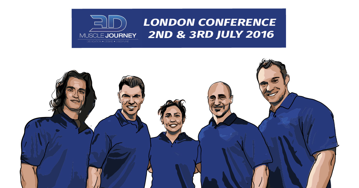Team 3DMJ / SBS Accademy London Conference