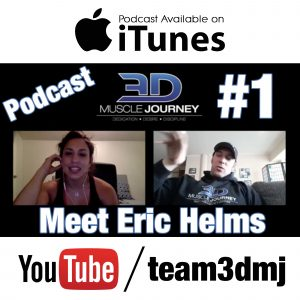 #1: 3DMJ ORIGINS – Eric Helms
