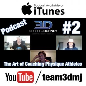 #2: The Art of Coaching Physique Athletes