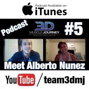 #5: 3DMJ ORIGINS – Alberto Nuñez