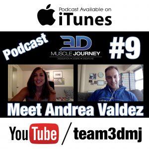 #9: 3DMJ ORIGINS – Andrea Valdez