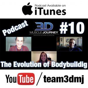 #10: The Evolution of Natural Bodybuilding