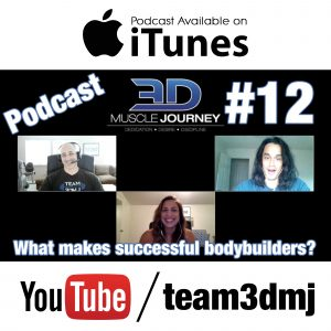 #12: What Makes A Successful Bodybuilder?