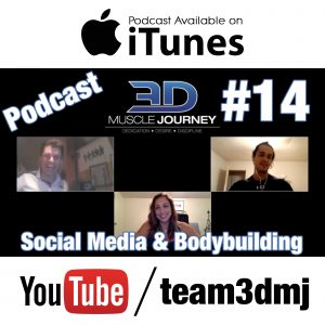 #14: Social Media and Bodybuilding