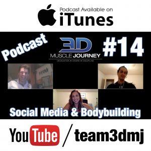 #14: Social Media and Bodybuilding
