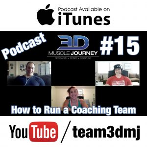 #15: How To Run A Coaching Team