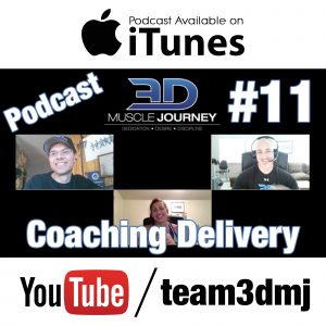 #11: The Art of Coaching Physique Athletes Pt. 2