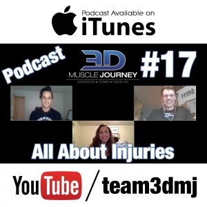#17: All About Injuries