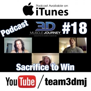 #18: Sacrifice to Win