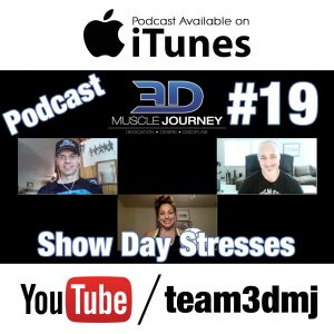 #19: Show Day Stresses