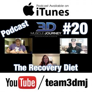 #20: The Recovery Diet