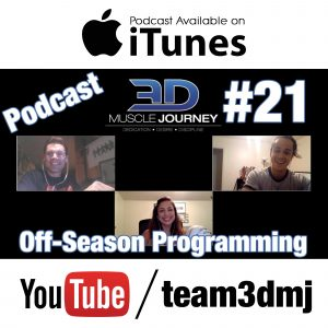 #21: Off-Season Programming