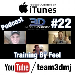 #22: Training By Feel