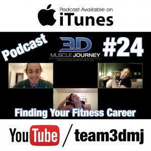 #24: Finding Your Fitness Career