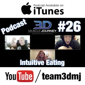 #26: Intuitive Eating