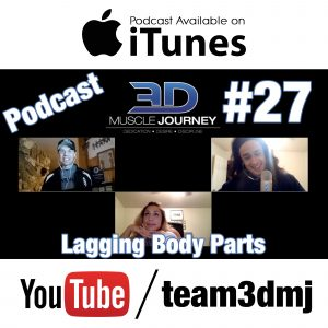 #27: Lagging Body Parts