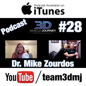 #28: Dr. Mike Zourdos and The Future of Strength Training