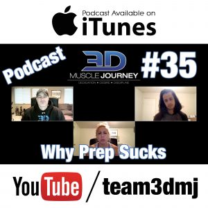 #35: Why Prep Sucks