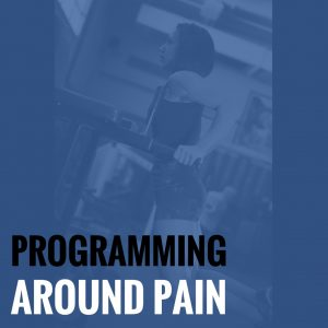 Programming Around Pain: Adjusting Volume to Allow for Healing