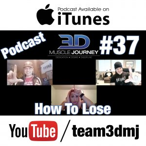 #37: How to Lose in Bodybuilding