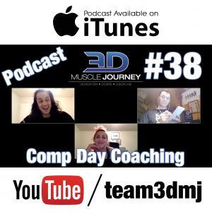 #38: Competition Coaching for Bodybuilding & Powerlifting