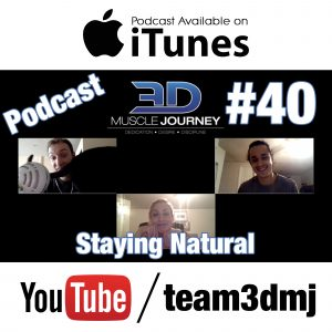40#: Staying Natural