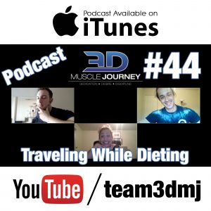 #44: Traveling While Dieting