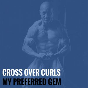 Cross Over Curls – My Preferred Gem