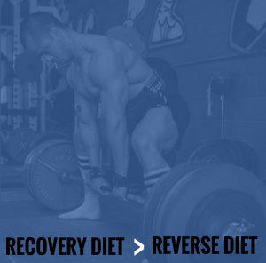 Recovery Diet > Reverse Diet