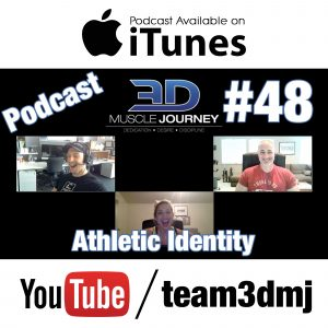 #48: Assessing Your Athletic Identity