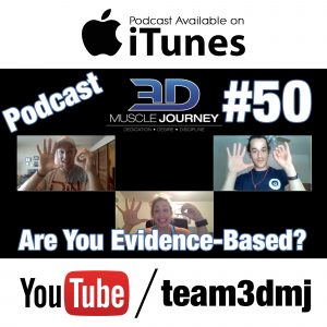 #50: How do you know if you're evidence-based?
