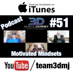 #51: Motivated Mindsets