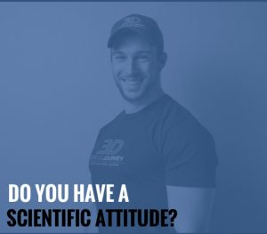 Do You Have A Scientific Attitude?