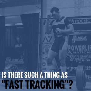 "Is There Such a Thing as ""Fast Tracking?"""