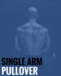 Single Arm Pullover