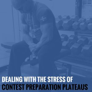 Dealing with the Stress of Contest Preparation Plateaus