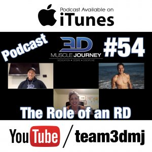 #54: The Role of a Registered Dietitian