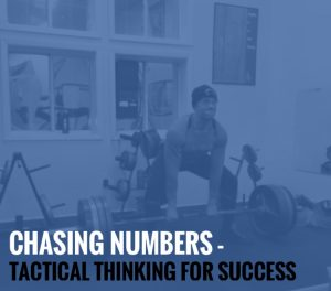 Chasing Numbers – Tactical Thinking For Success
