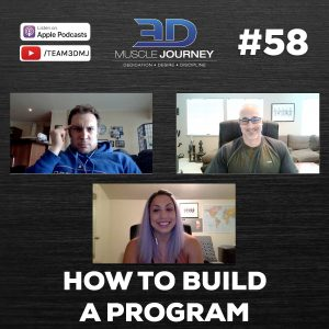 #58: How to Build a Training Program