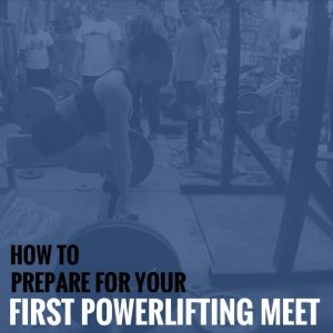 How to Prepare for Your First Powerlifting Meet: An Interview with Alberto Nunez
