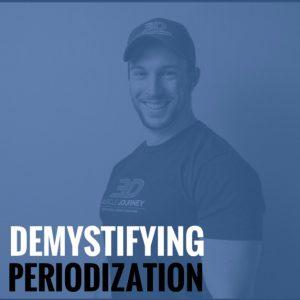Demystifying Periodization