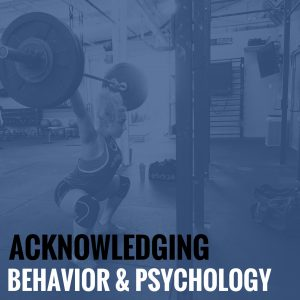 It's Time To FULLY Embrace Being A Coach: Acknowledging Behavior and Psychology