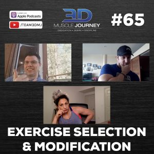 #65: Exercise Selection & Modification