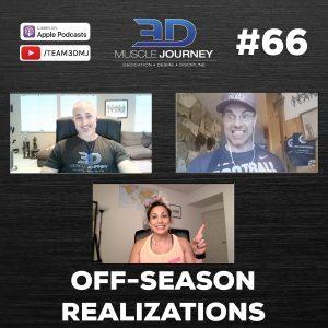 #66: Off-Season Realizations