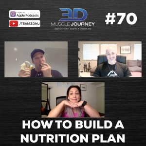 #70: How to Build a Nutrition Plan
