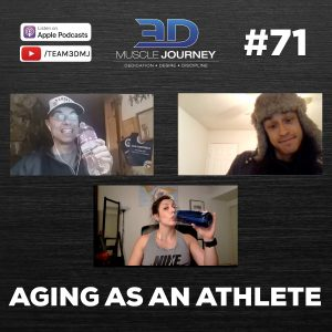#71: Aging As An Athlete