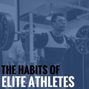 The Habits of Elite Athletes