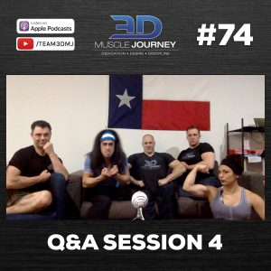 #74: Q&A Session 4