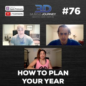 #76: How To Plan Your Year